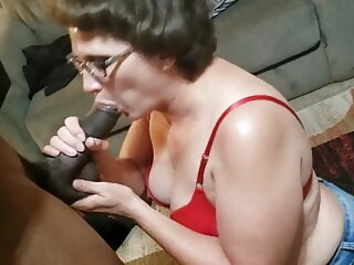 LobsterTube blowjob milf granny