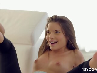 LobsterTube anal brunette hd