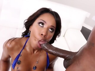 LobsterTube anal brunette ebony
