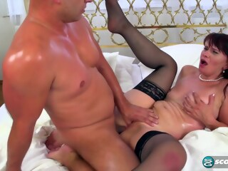 LobsterTube anal big ass cumshot