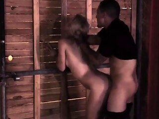LobsterTube bdsm blonde hardcore