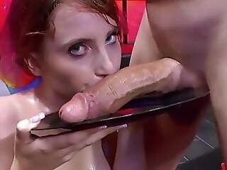 LobsterTube blowjob cumshot handjob
