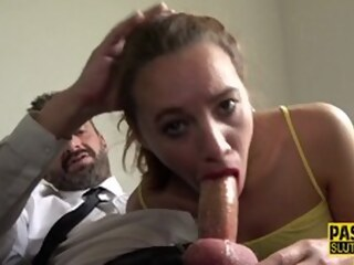 LobsterTube brunette hardcore bdsm