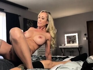 LobsterTube amateur big boobs blonde